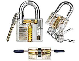 ​Kuject Practice Lock Set