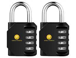 Qable Z Heavy Duty Combination Lock
