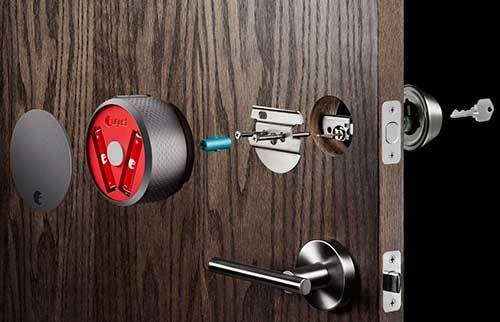 August Smart Lock Homekit Enabled Design Specification