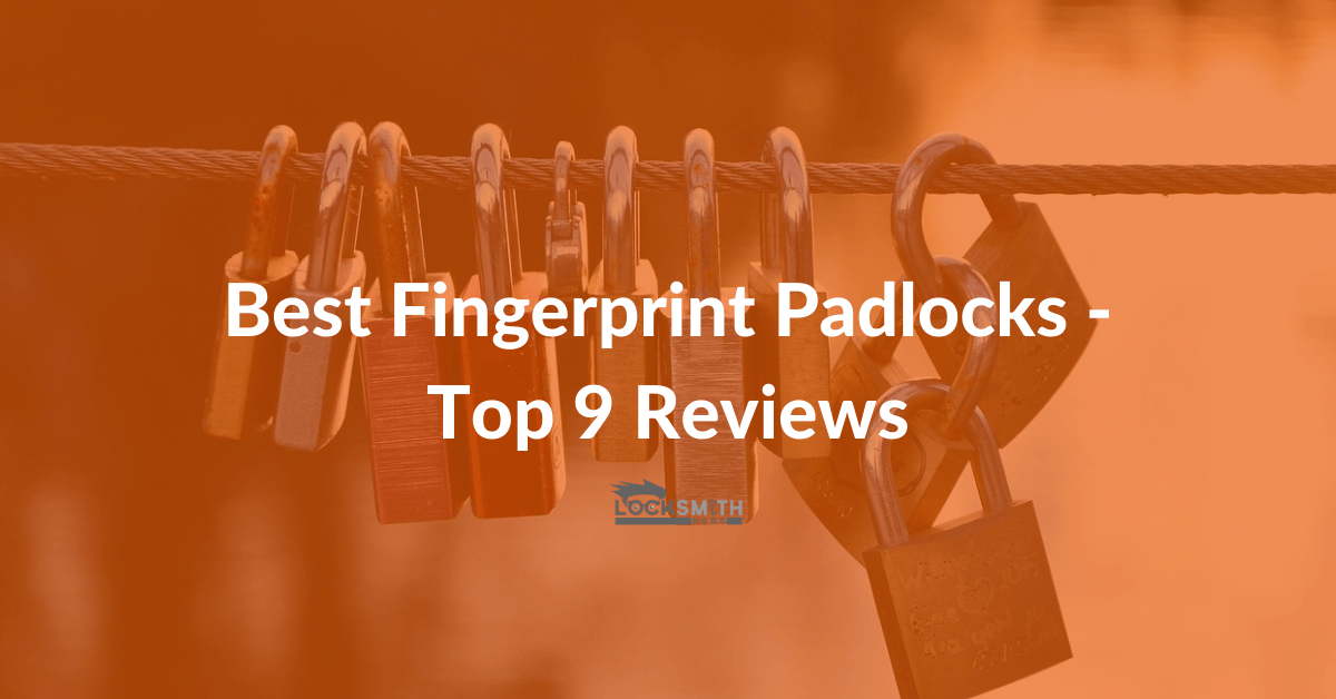 best fingerprint padlock reviews