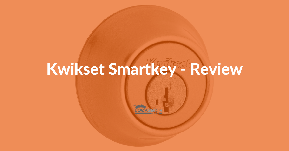 best kwikset smartkey review