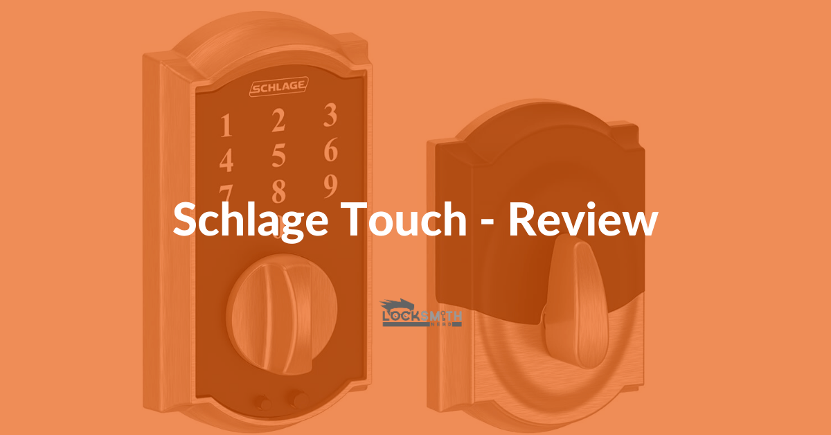 best schlage touch review