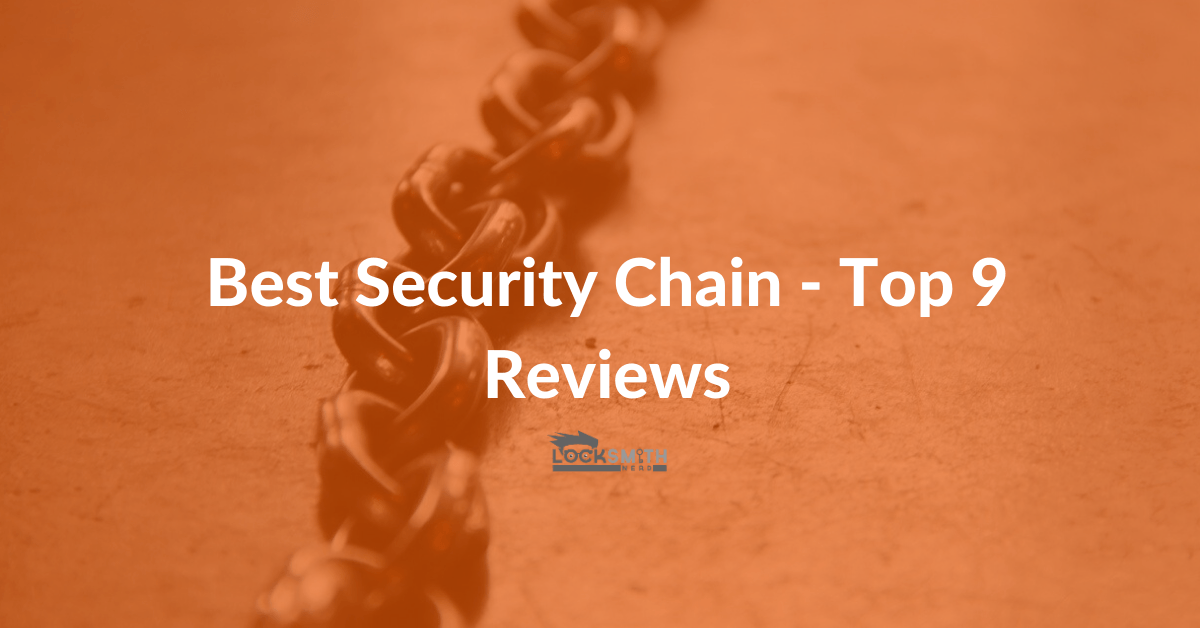 best security chain reviews