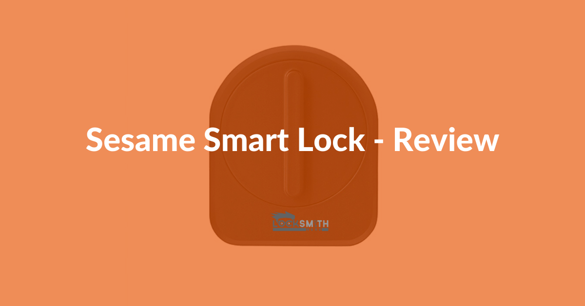 best sesame smart lock review